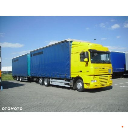 DAF XF460FAR ATE STOCK 21808