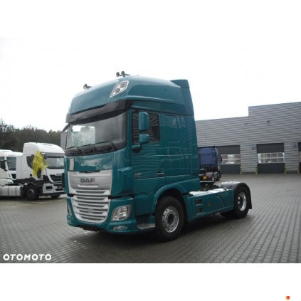 DAF XF460FT stock 21411