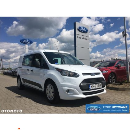 Ford Transit Connect 1.5 TDCi Euro 6 1498ccm - 100KM 2-2,4t 15-18 dciv