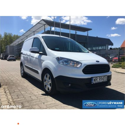 Ford Transit Courier 1.5 TDCi Euro 6 1498ccm - 75KM 1,8t 15-18