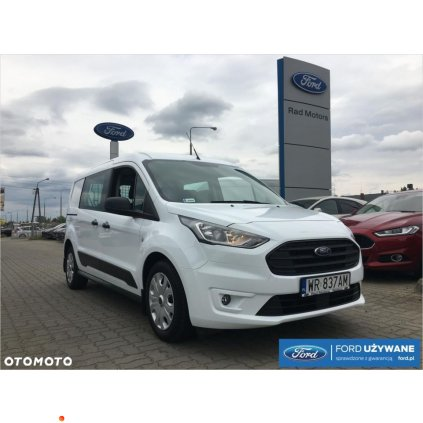 Ford Transit Connect 1.5 EcoBlue Euro 6 1498ccm - 120KM 2-2,4t 18 dciv