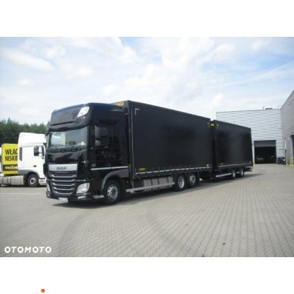 DAF XF460FAR STOCK 22662