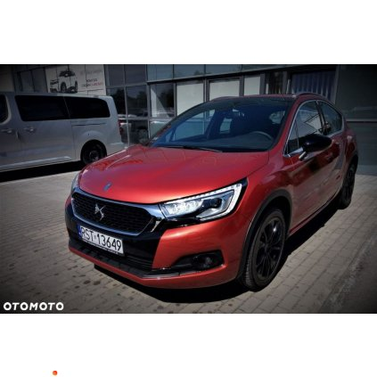 DS Automobiles DS 4 Crossback